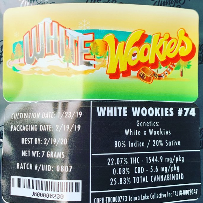 White Wookies by Jungle Boys
